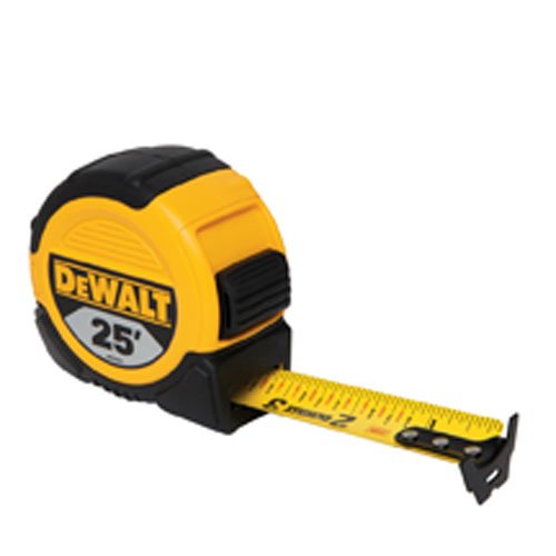 Dewalt 25 foot tape measure