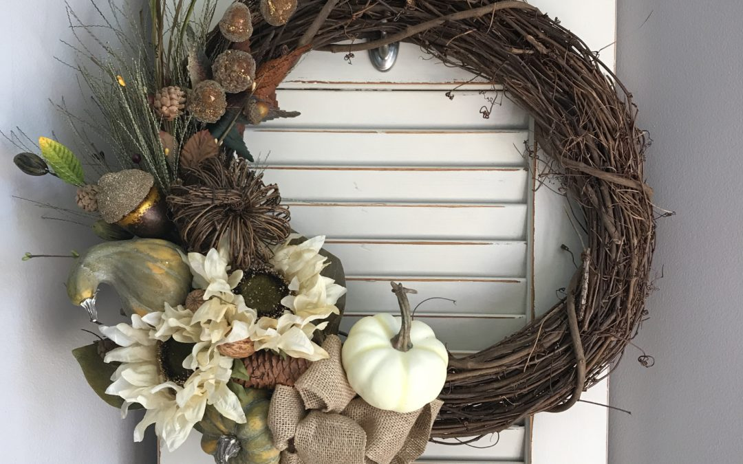 Girl's Night Out Project Ideas: DIY Wreaths