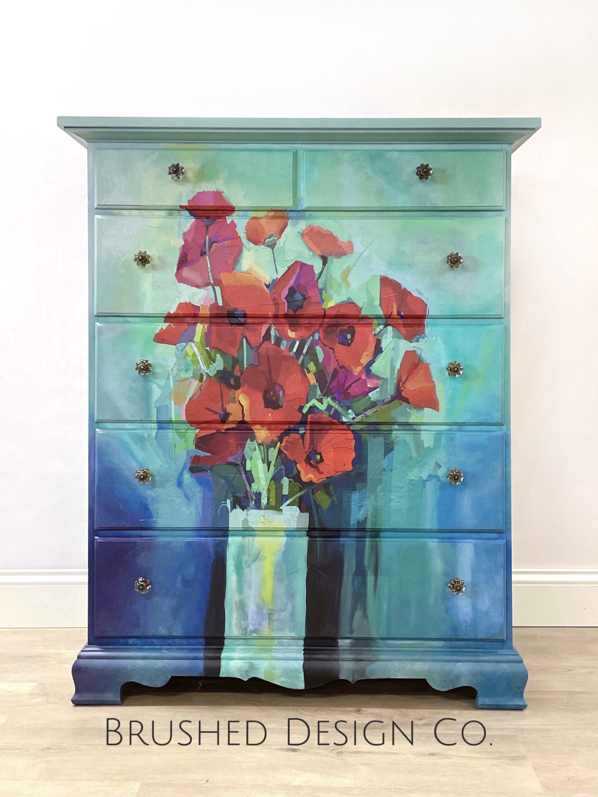 Dreamy French Provincial Dresser